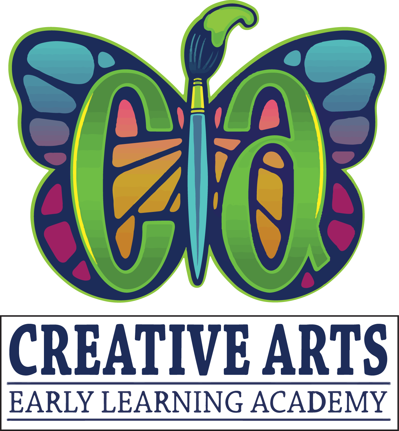 Creative Arts Early Learning Academy Logo